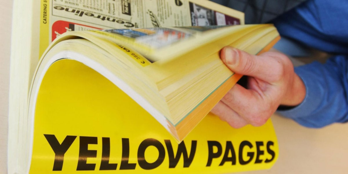 What is best? Online Marketing or Yellow Pages Advertising  Yellow Pages Book Advertising
