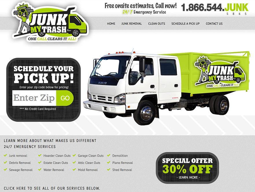 Car Audio Web design - Miami Car audio website designer