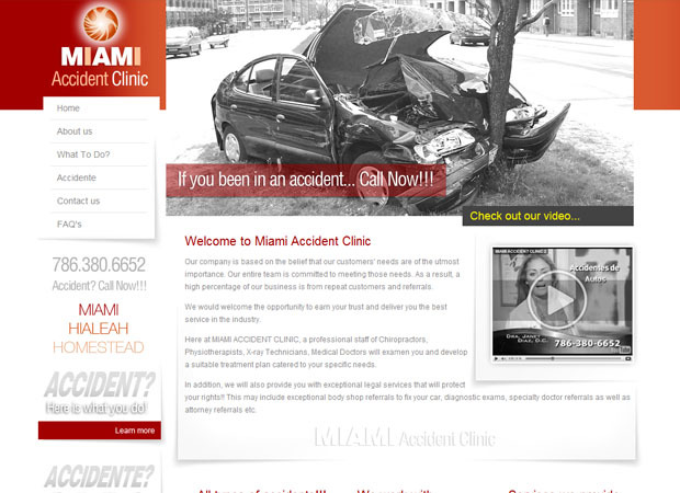 Miami Accident Clinic