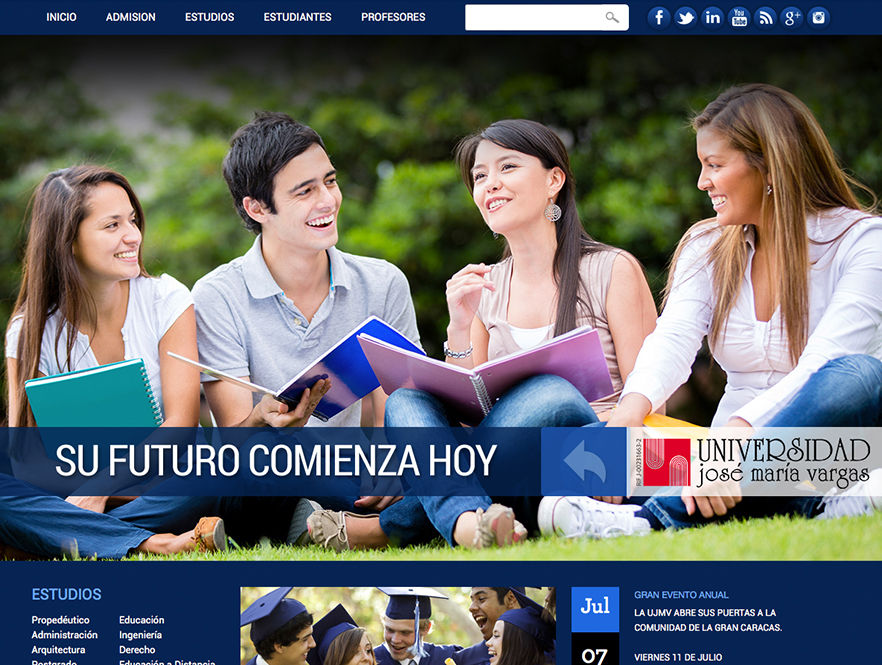 Universidad Jose Maria Vargas