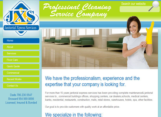 Janitorial Xpress Services