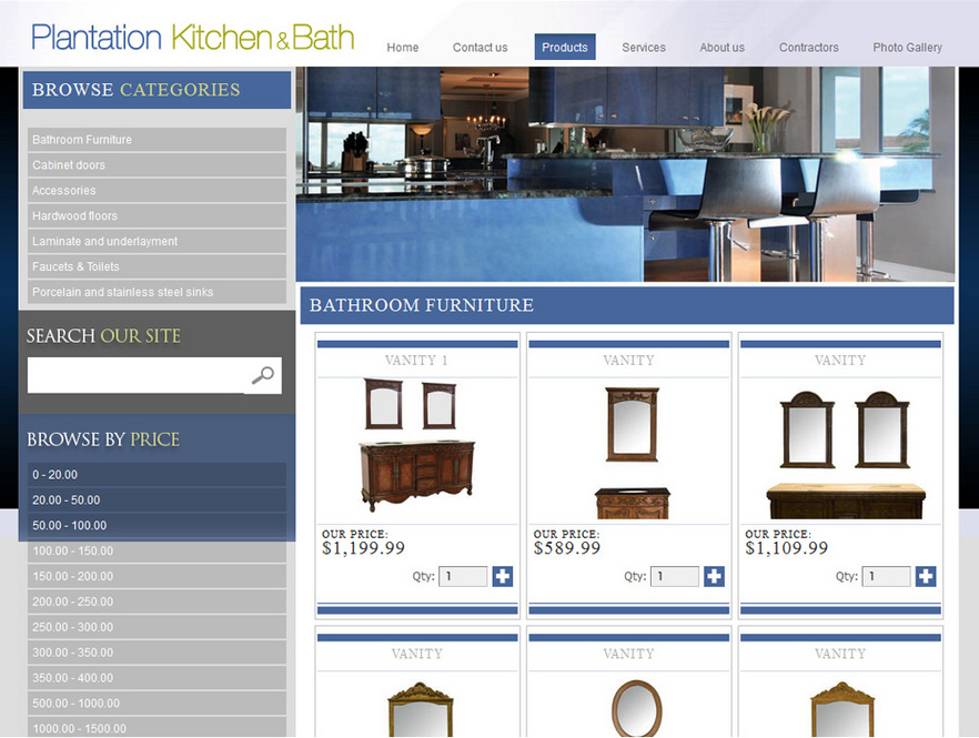 kitchen remodeling web design web designer express