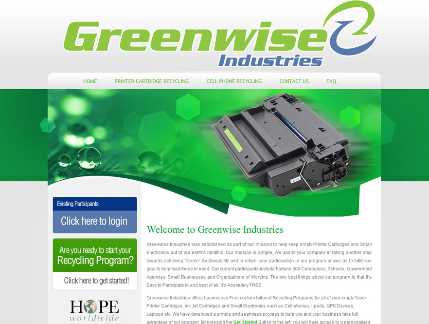 Greenwise Industries