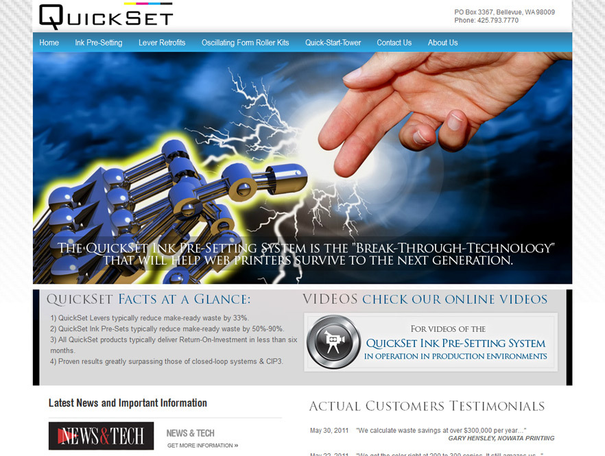Quick Set Corporation