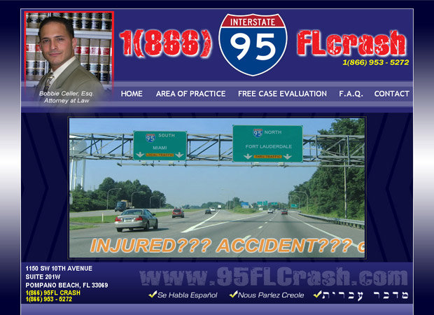 95 Fl Crash